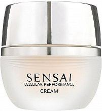 Düfte, Parfümerie und Kosmetik Luxuriöse straffende und feuchtigkeitsspendende Anti-Aging Gesichtscreme - Kanebo Sensai Cellular Performance Cream