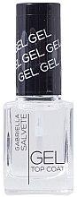Düfte, Parfümerie und Kosmetik Gel Nagelüberlack - Gabriella Salvete Top Coat