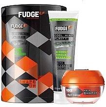 Düfte, Parfümerie und Kosmetik Haarpflegeset - Fudge Shape Up Giftset (Conditioner 300ml + Haarcreme 75g)