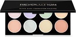 Düfte, Parfümerie und Kosmetik Gesichts-Concealer-Palette - Makeup Revolution Ultra Base Corrector Palette