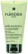 Düfte, Parfümerie und Kosmetik Anti-Schuppen Shampoo für fettige Kopfhaut - Rene Furterer Melaleuca Anti-Dandruff Shampoo Oily Scalp