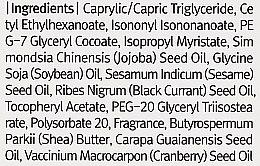 Tiefenreinigungsöl mit Pflanzenextrakten - Klairs Gentle Black Deep Cleansing Oil — Bild N4