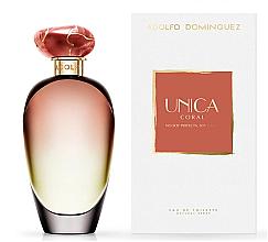 Düfte, Parfümerie und Kosmetik Adolfo Dominguez Unica Coral - Eau de Toilette