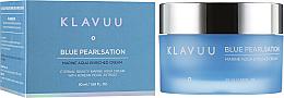 Düfte, Parfümerie und Kosmetik Feuchtigkeitsspendende Gesichtscreme mit koreanischem Perlenextrakt - Klavuu Blue Pearlsation Marine Aqua Enriched Cream