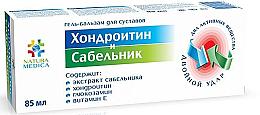 Düfte, Parfümerie und Kosmetik Gel-Balsam für die Gelenke mit Chondroitin und Sabelnik-Extrakt - Natura Medica