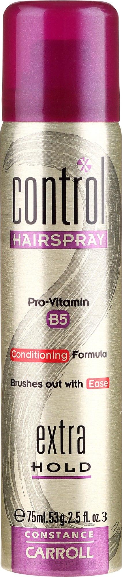Haarlack Extra starker Halt - Constance Carroll Control Hair Spray Extra Hold — Bild 75 ml