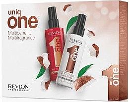 Düfte, Parfümerie und Kosmetik Haaerpflegeset - Revlon Professional Uniq One (Haarspray 150ml + Haarspray 150ml)