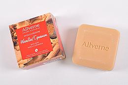 Düfte, Parfümerie und Kosmetik Seife mit Vanille und Zimt - Allverne Nature