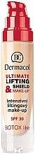 Düfte, Parfümerie und Kosmetik Straffendes Make-up mit LSF 30 - Dermacol Make-Up Botocell Ultimate Lifting Shield