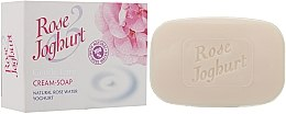 Düfte, Parfümerie und Kosmetik Cremeseife - Bulgarian Rose Joghurt Soap
