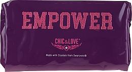 Chic&Love Empower - Duftset (Eau de Toilette 100ml + Kosmetiktasche) — Bild N3