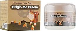 Düfte, Parfümerie und Kosmetik Revitalisierende Creme für das Gesicht mit Pferdeöl - Elizavecca Face Care Milky Piggy Origine Ma Cream