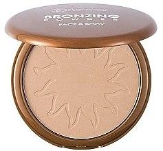 Düfte, Parfümerie und Kosmetik Bronzepuder für Gesicht & Körper - Flormar Bronzing Powder