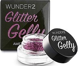 Düfte, Parfümerie und Kosmetik Langanhaltendes Glitzergel für Augen, Gesicht und Körper - Wunder2 Glitter Gelly