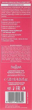 Straffendes Brustserum - Farmona Nivelazione Turbo Slim — Bild N3