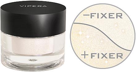 Glitzer-Augen-Make-up - Vipera Galaxy Glitter Eye Shadow — Bild N1
