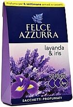Düfte, Parfümerie und Kosmetik Duftbeutel Lavender & Iris - Felce Azzurra Sachets Lavender and Iris