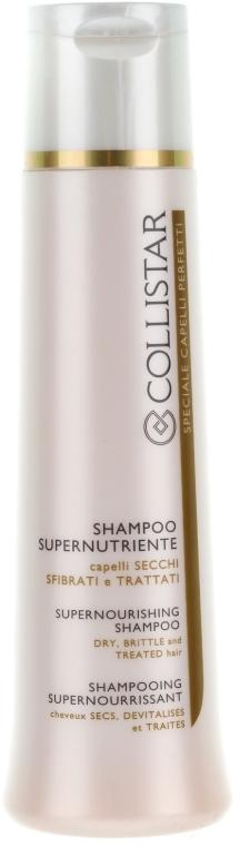 Revitalisierendes Shampoo für stark strukturgeschädigtes und brüchiges Haar - Collistar Supernourishing Shampoo — Bild N4