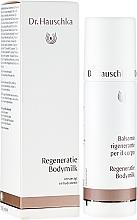 Düfte, Parfümerie und Kosmetik Regenerierender Körperbalsam - Dr. Hauschka