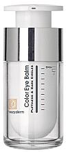 Düfte, Parfümerie und Kosmetik Getönter Augenbalsam gegen Schwellungen und dunkle Ringe - Frezyderm Color Eye Balm