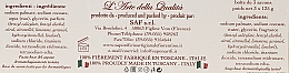 Naturseifen-Geschenkset - Saponificio Artigianale Cameo Soap Floral Bouquet Donatello Collection (3x125g) — Bild N2