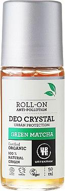 Deo Roll-on - Urtekram Deo Crystal Green Matcha — Bild N1