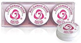 Düfte, Parfümerie und Kosmetik Erfrischende Feuchttücher mit bulgarischem Rosenwasser - Bulgarian Rose Refreshing Towel With Natural Rose Water