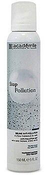 Gesichtsnebel mit Thermalwasser gegen Umweltschmutz - Academie Stop Pollution — Bild N1
