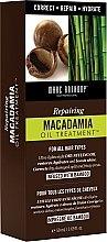 Düfte, Parfümerie und Kosmetik Haarspülung für coloriertes Haar - Marc Repairing Macadamia Oil Treatment