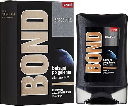 After Shave Balsam - Bond Spacequest After Shave Balm — Bild N1