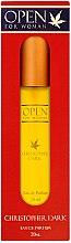 Düfte, Parfümerie und Kosmetik Christopher Dark Open - Eau de Parfum (Mini)