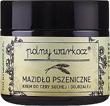 Düfte, Parfümerie und Kosmetik Gesichtscreme mit Weizen für trockene Haut - Polny Warkocz