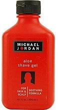 Düfte, Parfümerie und Kosmetik Rasiergel - Michael Jordan Aloe Shave Gel