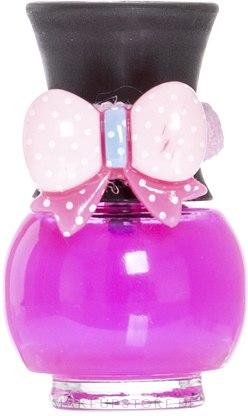 Nagellack für Kinder - Tutu Peel-Off — Bild 08 - Pink Pirouette