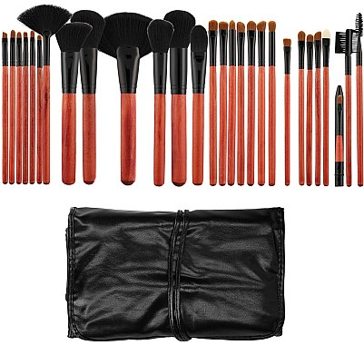 Make-up Pinselset 28-tlg. - Tools For Beauty — Bild N1
