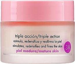 Düfte, Parfümerie und Kosmetik Anti-Falten Gesichtscreme mit Olivenöl für reife Haut - Pond's Cuidado Esencial Triple Accion
