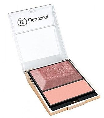 Gesichtsrouge - Dermacol Blush & Illuminator — Bild N1