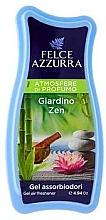 Düfte, Parfümerie und Kosmetik  Raumduft-Gel Zen-Garten - Felce Azzurra Gel Air Freshener Giardino Zen
