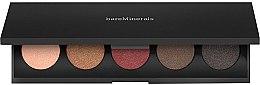 Düfte, Parfümerie und Kosmetik Mineral-Lidschatten - Bare Escentuals Bare Minerals Bounce & Blur Eyeshadow Palette Dusk