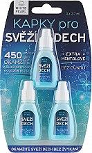 Düfte, Parfümerie und Kosmetik Mundtropfen für frischen Atem - VitalCare White Pearl Drops For Fresh Breath