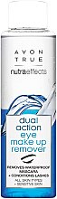 Düfte, Parfümerie und Kosmetik Augen-Make-up Entferner - Avon Dual Action Eye Make Up Remover