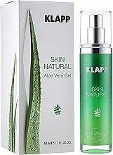 Düfte, Parfümerie und Kosmetik Gesichtsgel mit Aloe Vera - Klapp Skin Natural Aloe Vera Gel