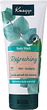 Düfte, Parfümerie und Kosmetik Duschgel mit Minze und Eukalyptus - Kneipp Mint and Eucalyptus Body Wash