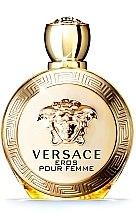Versace Eros Pour Femme - Duftset (Eau de Parfum 30ml + Körperlotion 50ml) — Bild N2
