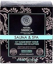 Düfte, Parfümerie und Kosmetik Kühlendes Körperpeeling - Natura Siberica