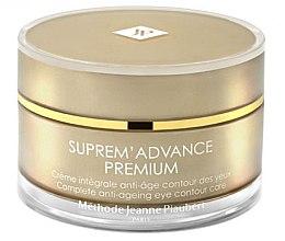 Düfte, Parfümerie und Kosmetik Anti-Falten Creme für die Augenpartie - Methode Jeanne Piaubert Suprem Advance Premium