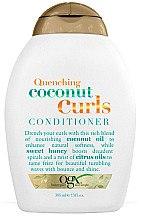 Düfte, Parfümerie und Kosmetik Haarspülung für lockiges Haar mit Kokosöl und Honig - OGX Coconut Curls Conditioner
