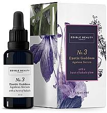 Düfte, Parfümerie und Kosmetik Gesichtsserum mit Kakadu-Pflaumenextrakt № 3 - Edible Beauty No. 3 Exotic Goddess Ageless Serum