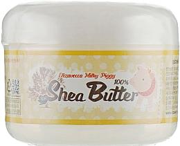 Düfte, Parfümerie und Kosmetik Regenerierender und verjüngender Creme-Balsam für Gesicht, Lippen und Körper mit 100% Sheabutter - Elizavecca Face Care Milky Piggy Shea Butter 100%