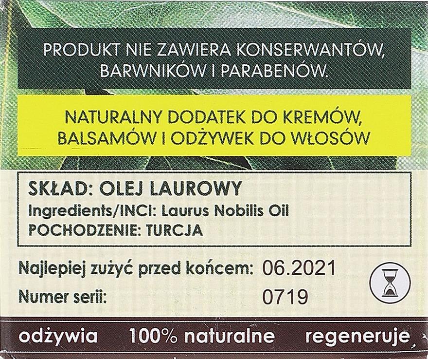 Natürliches Lorbeeröl - Etja Natural Oil — Bild N2